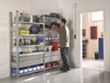 R3000® SHELVING UNITS - SINGLE DEEP
