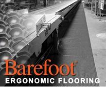 BAREFOOT ERGONOMIC FLOORING - CUSTOM LENGTHS
