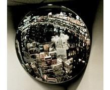 WIDE ANGLE SAFETY MIRRORS